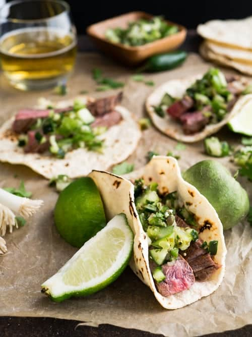 Tacos - How About Having A Healthy Bite?