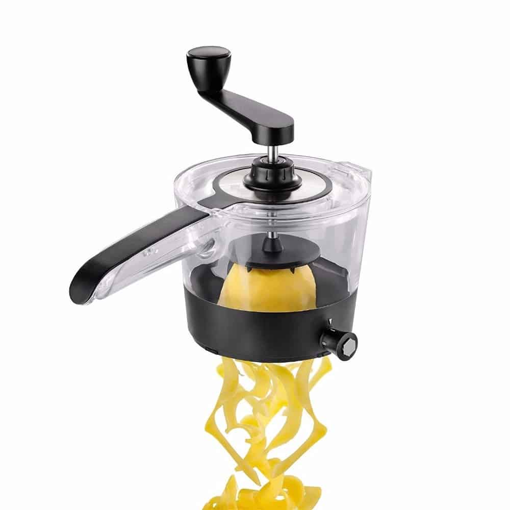 Be More Efficient with This Vegetable Noodle Spiralizer Maker Cutter