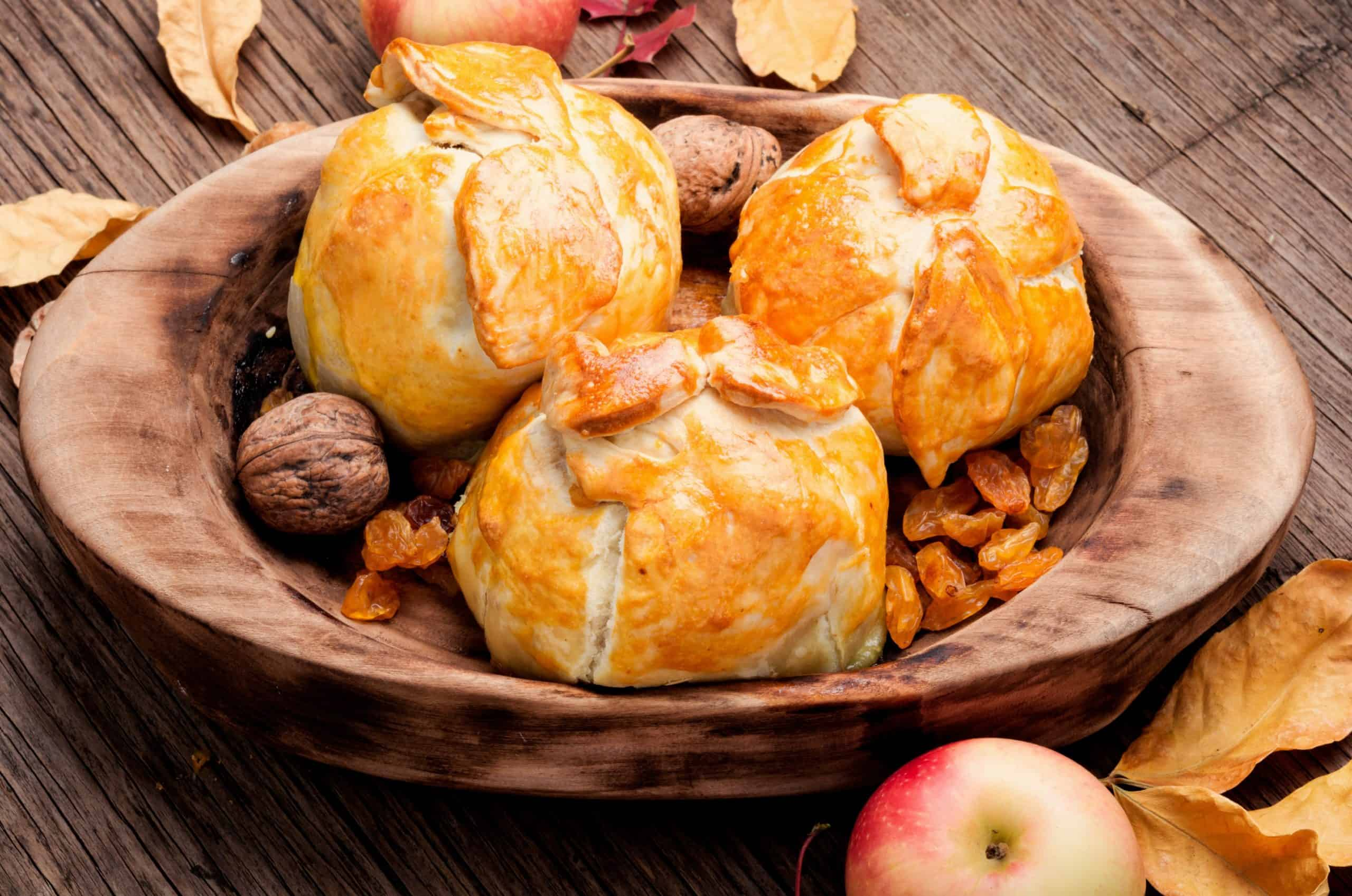 Level Up Snack Time with This Baked Apple Dumplings Recipe