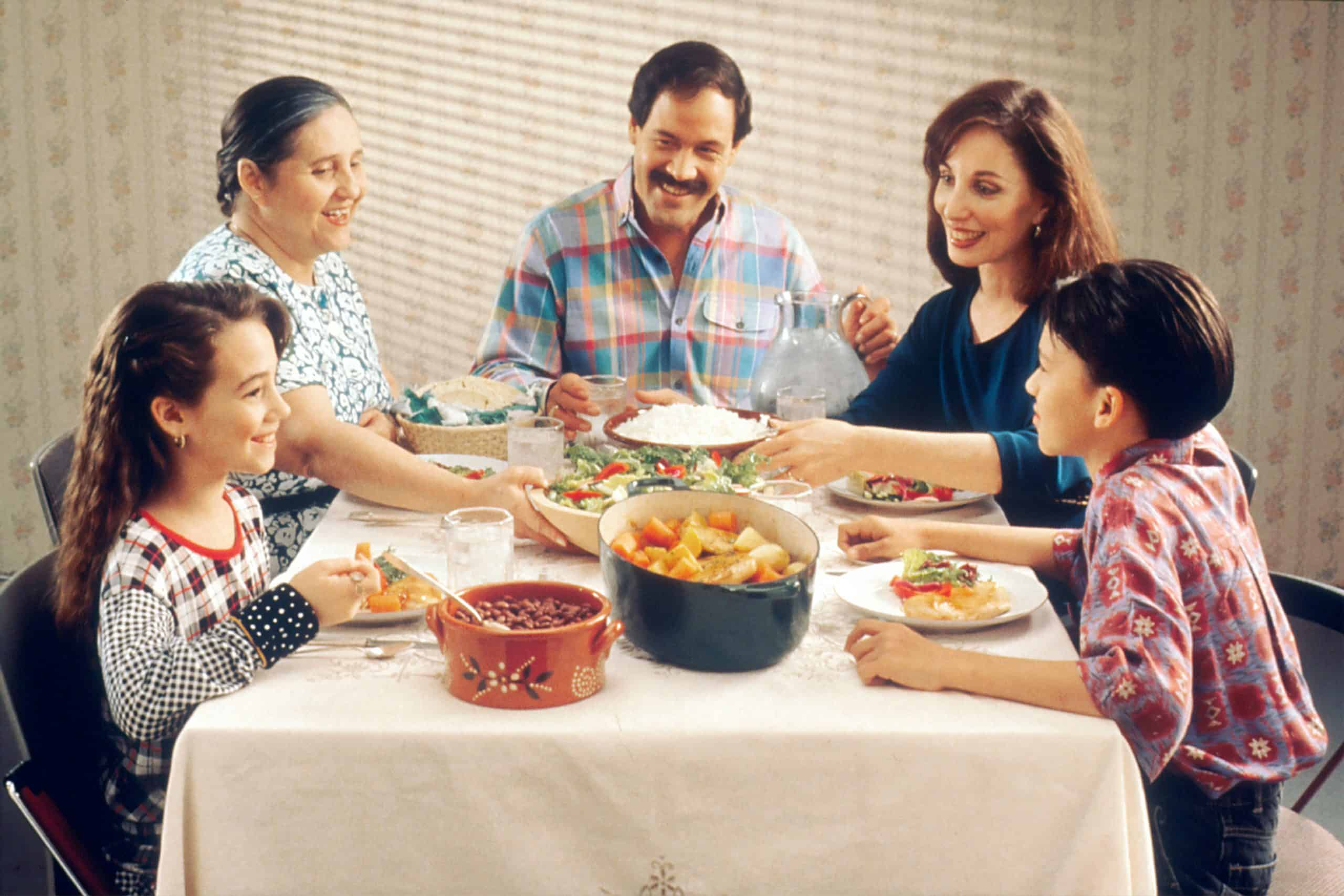 Cooking for Your Family: Easy Dinner Recipes